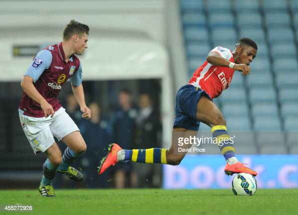 Chuba Akpom Scores His And Arsenal's 2nd Goal Of The Match