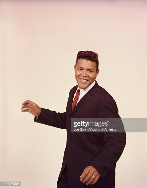 Chubby Checker in publicity portrait 1960