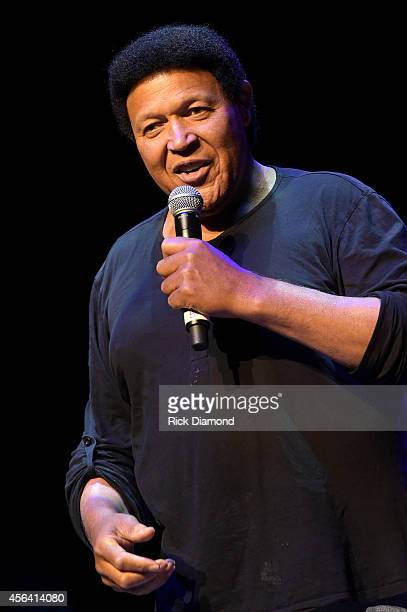 Chubby Checker performs onstage at the Paradise Artists Party during Day 4 of the IEBA 2014 Conference on September 30 2014 in Nashville Tennessee