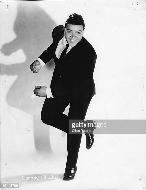 Chubby Checker poses for a studio portrait in 1960 in the United States