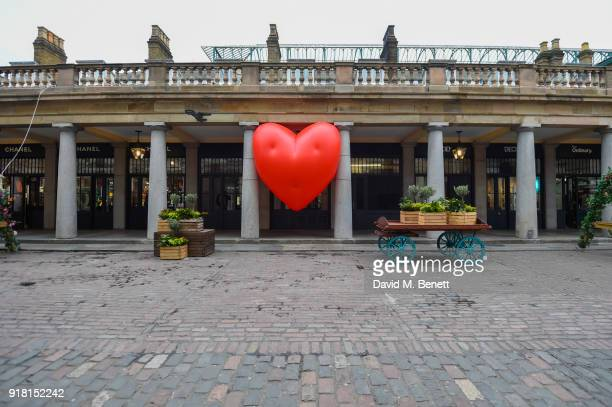 Chubby Hearts Over London is a design project conceived as a love letter to London by Anya Hindmarch in partnership with the Mayor of London, The...