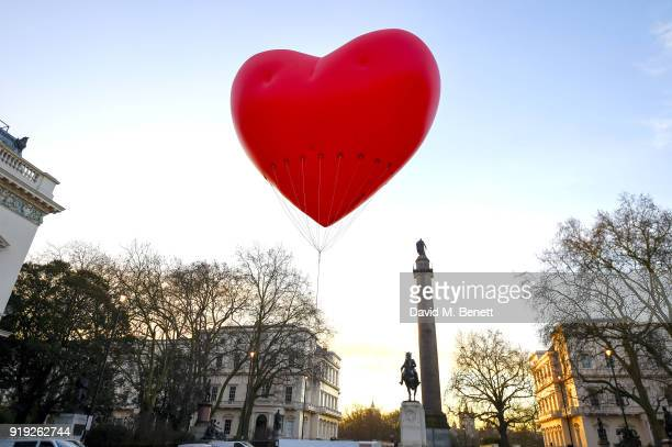 67a6a445549 Chubby Hearts Over London is a design project conceived as a love letter to  London by