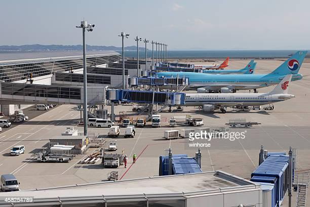 中部中部国際空港 - 名古屋 ストックフォトと画像