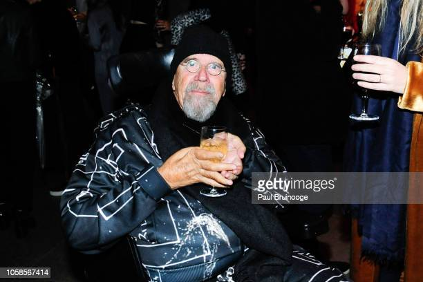 Chuck Close attends Opening Reception For Andy Warhol From A To B And Back Again Hosted By Calvin Klein at The Whitney Museum of American Art, NYC on...
