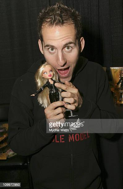 Chuck Comeau of Simple Plan during Z100's Zootopia 2005 - On 3 Productions Gift Lounge at Continental Airlines Arena in East Rutherford, New Jersey,...