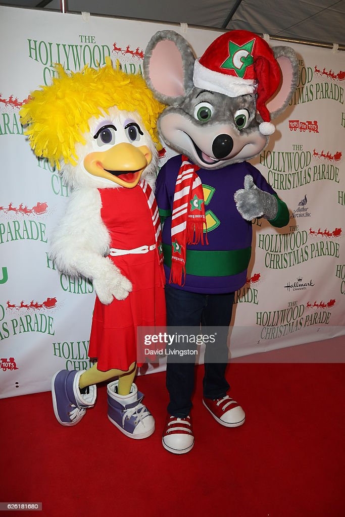 Chuck E Cheese Christmas.Chuck E Cheese And Helen Henny Arrive At The 85th Annual