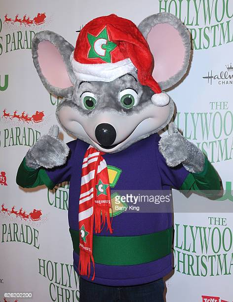 Chuck E Cheese attends the 85th Annual Hollywood Christmas Parade on November 27 2016 in Hollywood California