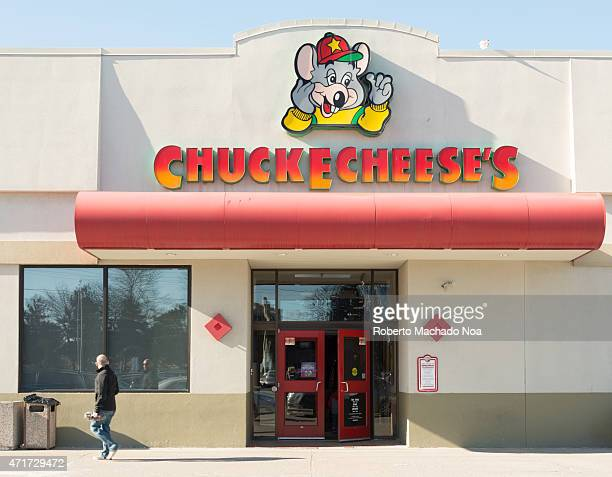 Chuck E Cheese entrance Chuck E Cheese's is a chain of American family entertainment center restaurants The chain is the primary brand of CEC...