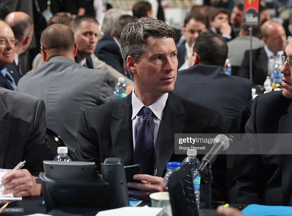 2012 NHL Entry Draft - Rounds 2-7 : News Photo