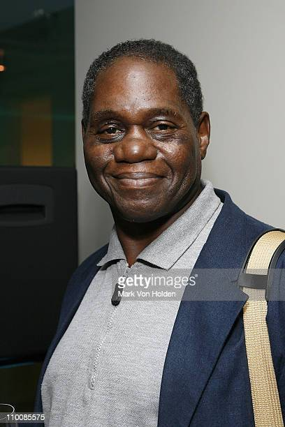 Chuck Fowler of Rainbow Productions attends the New York Chapter of NARAS Open House Reception at New York Chapter Office on September 23 2008 in New...