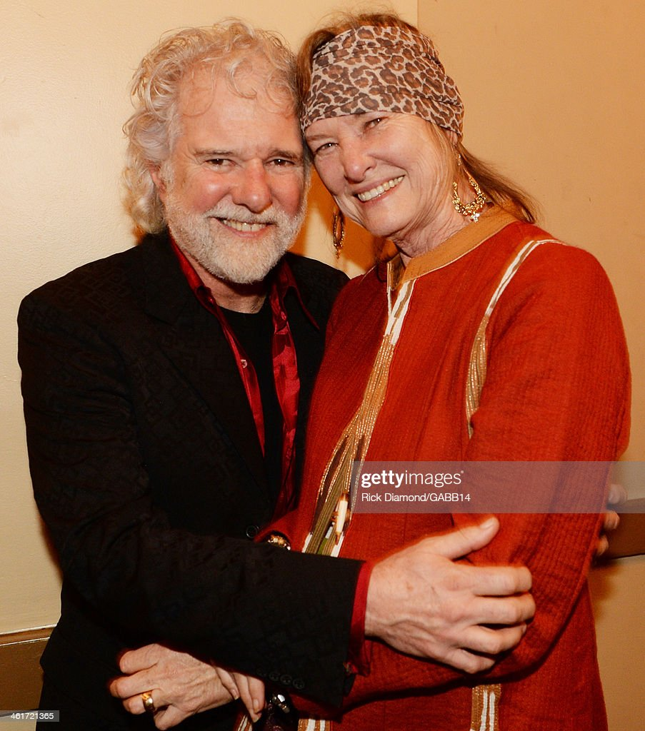 Chuck Leavell and Rose Lane attend All My Friends: Celebrating the Songs & Voice of Gregg Allman at The Fox Theatre on January 10, 2014 in Atlanta, Georgia.