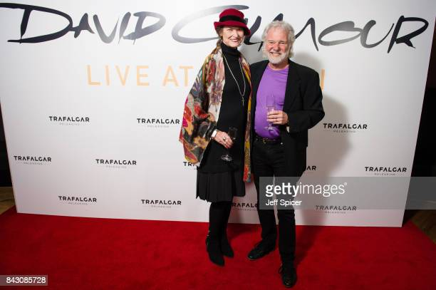 Chuck Leavell arrives for the David Gilmour 'Live At Pompeii' premiere screening at Vue West End on September 5 2017 in London England