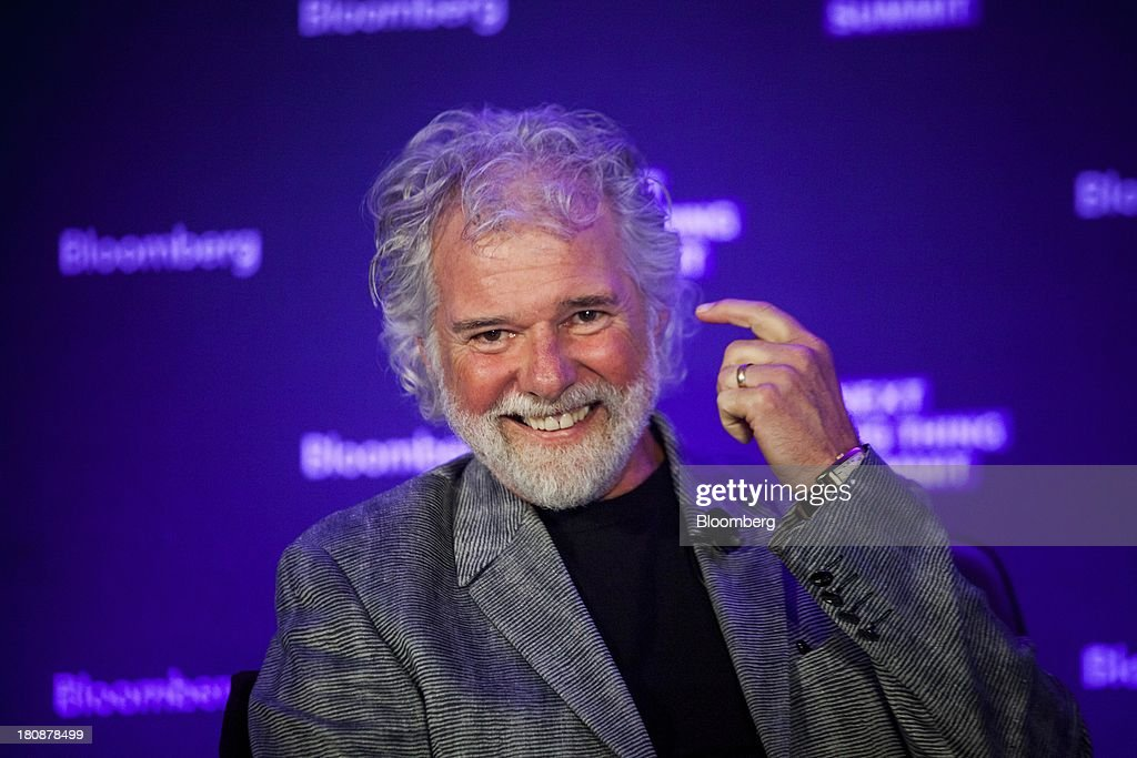 Chuck Leavell, keyboardist for The Rolling Stones and co-founder of Mother Nature Network, speaks at the Bloomberg Next Big Thing Summit in New York, U.S., on Monday, Sept. 16, 2013. The conference convenes the most influential investors and industry leaders in innovation and science to explore the great frontiers of how technology is changing the way we live, work, and interact. Photographer: Michael Nagle/Bloomberg via Getty Images