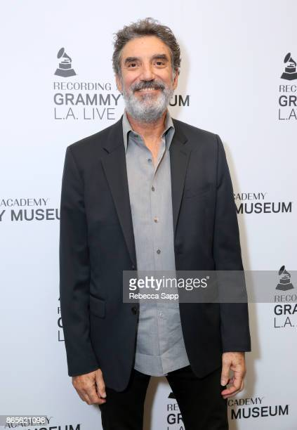 Chuck Lorre attends GRAMMY Signature Schools Enterprise Award Presentation on October 23 2017 in Los Angeles California