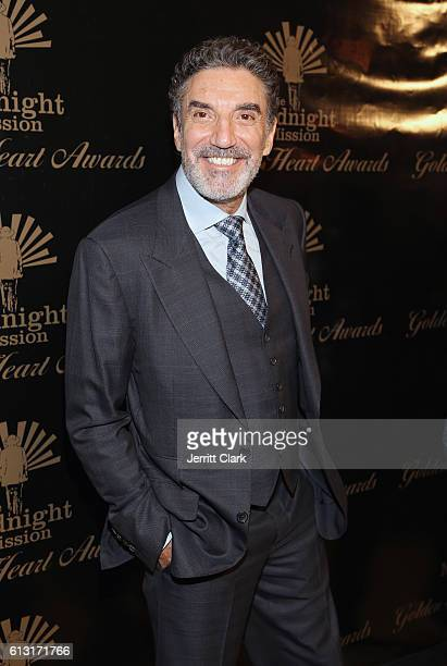 Chuck Lorre attends Midnight Mission's Golden Heart Awards Gala at the Beverly Wilshire Four Seasons Hotel on October 6 2016 in Beverly Hills...