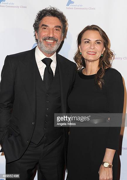 Chuck Lorre attends Saban Community Clinic's 38th Annual Dinner at The Beverly Hilton Hotel on November 24 2014 in Beverly Hills California