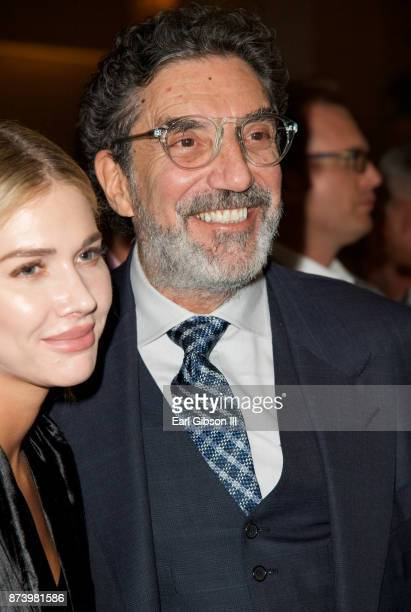 Chuck Lorre attends Saban Community Clinic's 50th Anniversary Dinner Gala at The Beverly Hilton Hotel on November 13 2017 in Beverly Hills California