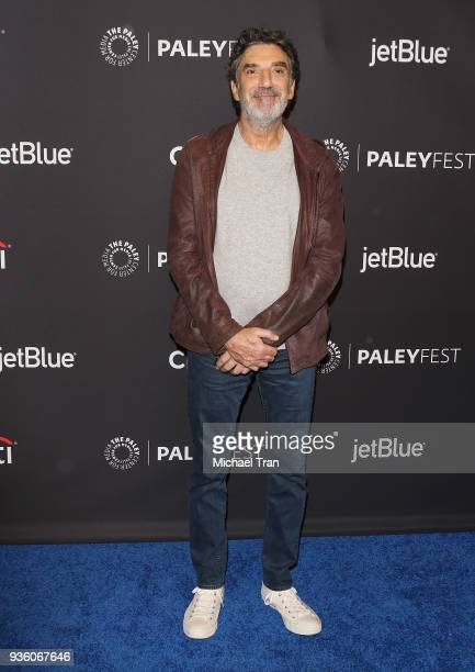 Chuck Lorre attends the 2018 PaleyFest Los Angeles CBS's 'The Big Bang Theory' and 'Young Sheldon' held at Dolby Theatre on March 21 2018 in...