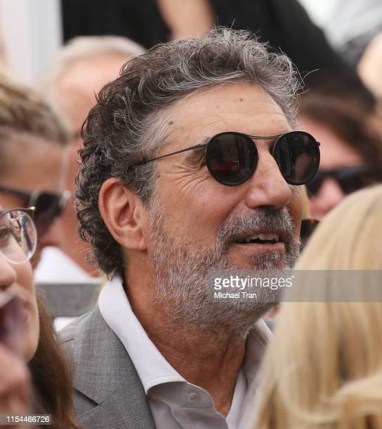 Chuck Lorre attends the ceremony honoring Alan Arkin with a Star on The Hollywood Walk of Fame held on June 07 2019 in Hollywood California