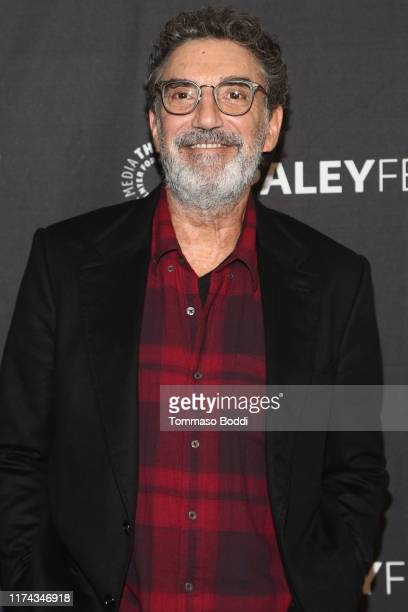 Chuck Lorre attends The Paley Center For Media's 2019 PaleyFest Fall TV Previews CBS held at The Paley Center for Media on September 12 2019 in...