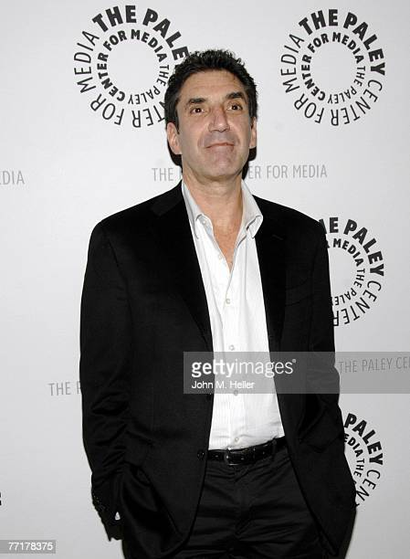 Chuck Lorre Creator/Writer/Producer 'Two And A Half Men' attends the 100th Episode Celebration of 'Two And A Half Men' presented by The Paley Center...