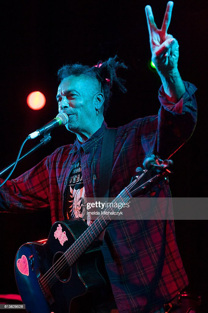 Chuck Mosley Performs At The Boston Music Room : Nachrichtenfoto