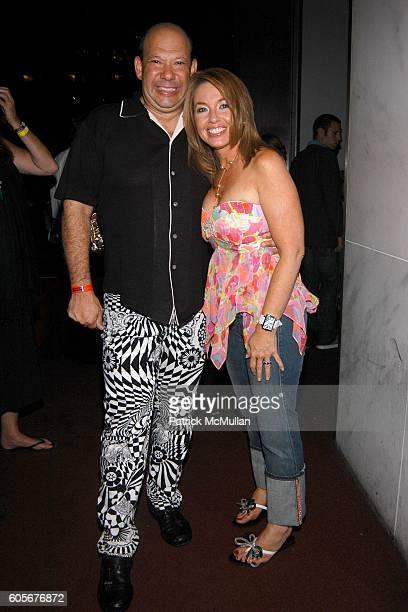Chuck Nabit and Paula Shugaurd attend Miss Universe Post Pageant VIP Party hosted by Chuck Nabit Dave Geller Ed St John Greg Barnhill Freddie Wyatt...
