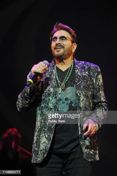 Chuck Negron formerly of Three Dog Night performs at the Happy Together Tour 10th Anniversary Show at St. George Theatre on June 12, 2019 in New York...