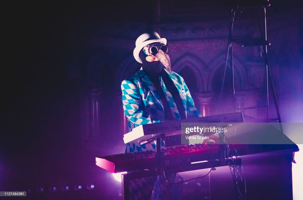 The Residents Perform At The Union Chapel : News Photo