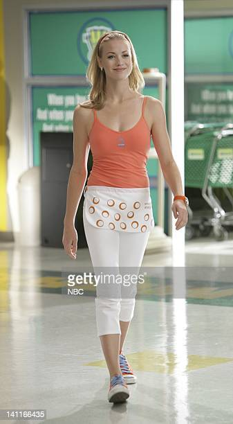 CHUCK 'Chuck Versus the Seduction' Episode 2 Air Date Pictured Yvonne Strahovski as Sarah Walker Photo by Adam Taylor/NBCU Photo Bank