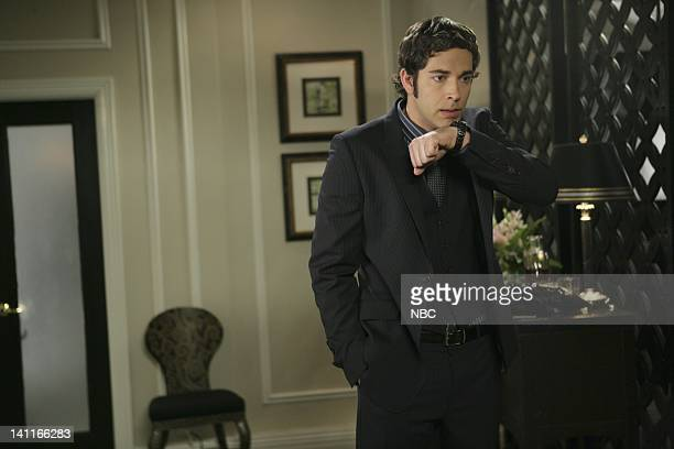 CHUCK 'Chuck Versus the Seduction' Episode 2 Air Date Pictured Zachary Levi as Chuck Bartowski Photo by Adam Taylor/NBCU Photo Bank