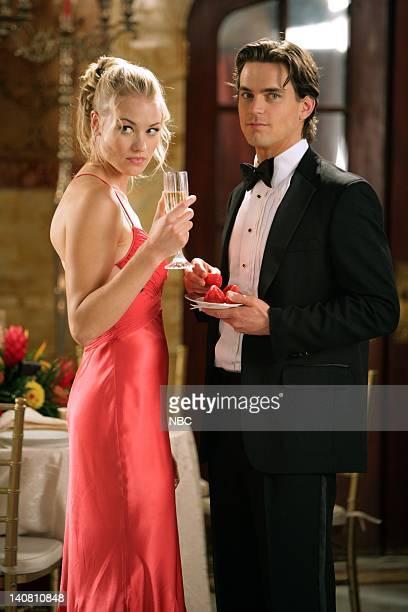 "Chuck vs. The Breakup"" Episode 203 -- Pictured: Matthew Bomer as Bryce Larkin, Yvonne Strahovski as Sarah -- Photo by: Adam Taylor/NBC/NBCU Photo Bank"