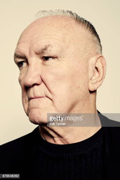 Chuck Wepner from 'Chuck' poses at the 2017 Tribeca Film Festival portrait studio on April 28 2017 in New York City