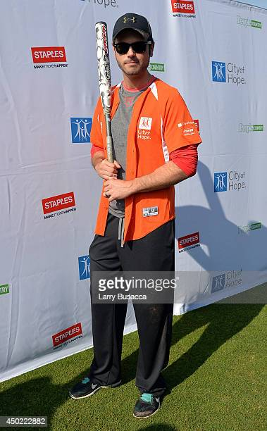 Chuck Wicks attends the City of Hope Celebrity Softball Game during the CMA Festival at Greer Stadium on June 7 2014 in Nashville Tennessee