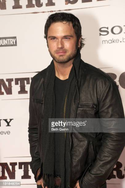 Chuck Wicks attends the Country Strong premiere at Green Hills Cinema on November 8 2010 in Nashville Tennessee