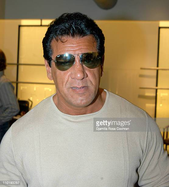 Chuck Zito during RAY BAN at the 11th Annual Kids for Kids Celebrity Carnival to Benefit the Elizabeth Glaser Pediatric AIDS Foundation at Industria...