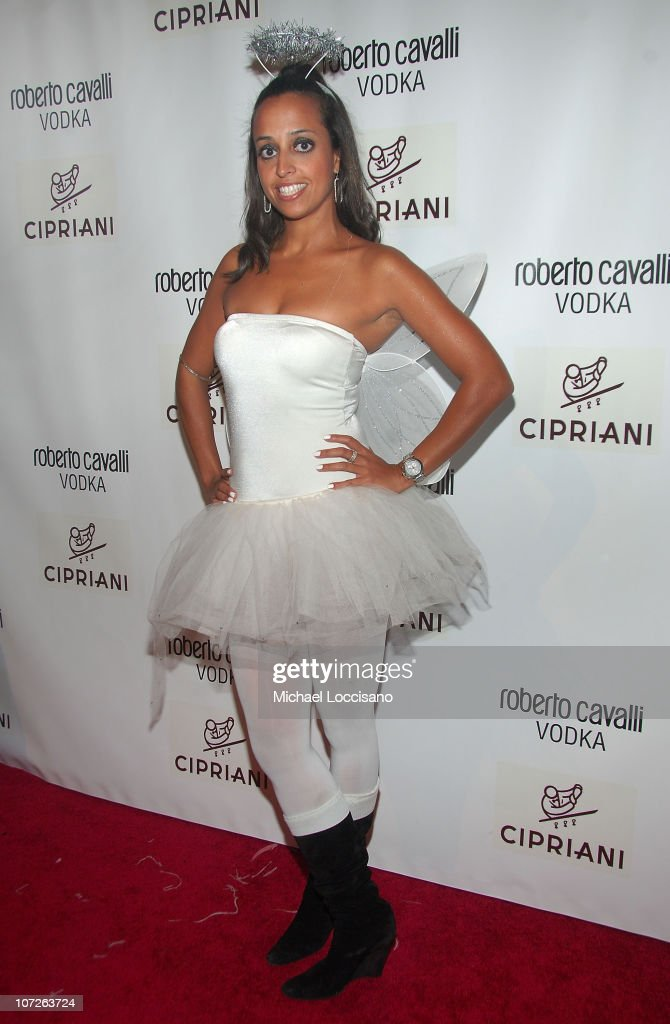 chudney ross to roberto cavallis halloween party at cipriani 42nd street in new york city on