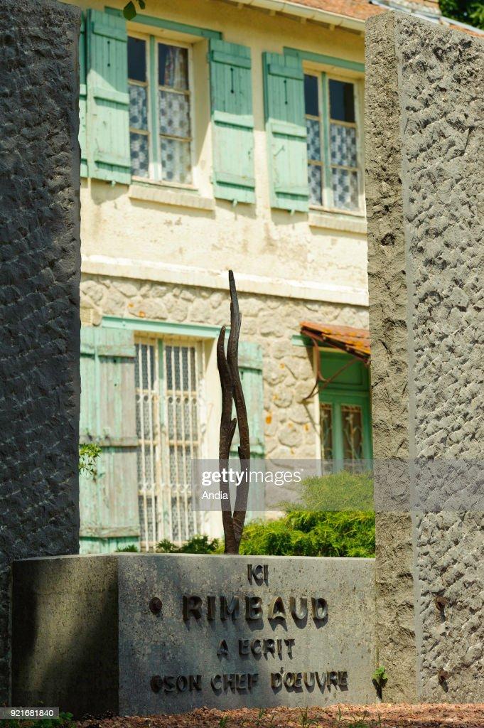 Arthur Rimbaud. : News Photo