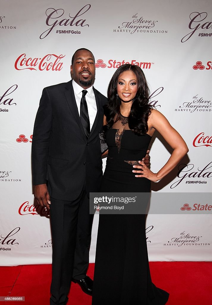 2014 Steve And Marjorie Harvey Foundation Gala : News Photo
