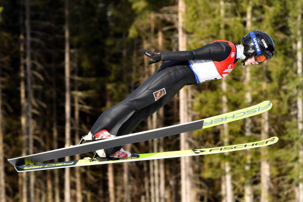 AUT: FIS Nordic World Cup - Nordic Combined Women's Gundersen Normal Hill HS109/5.0 KM