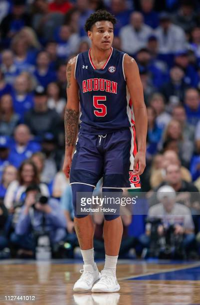 Chuma Okeke of the Auburn Tigers is seen during the game against the Kentucky Wildcats at Rupp Arena on February 23 2019 in Lexington Kentucky