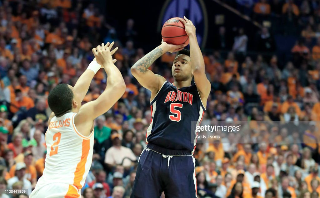 SEC Basketball Tournament - Championship : News Photo