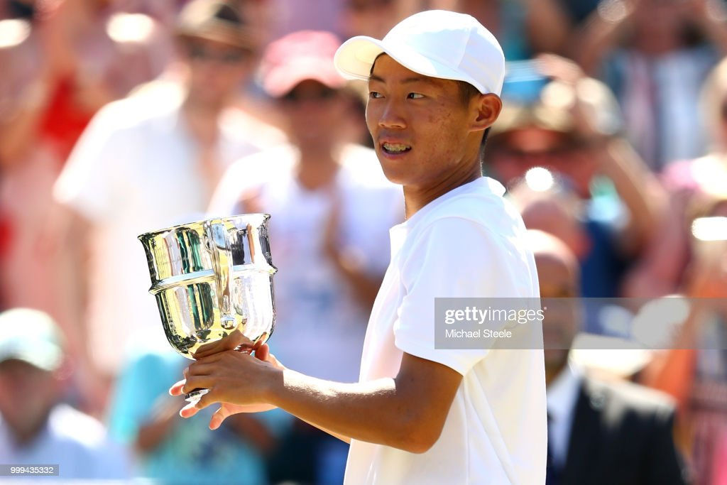 Day Thirteen: The Championships - Wimbledon 2018 : News Photo