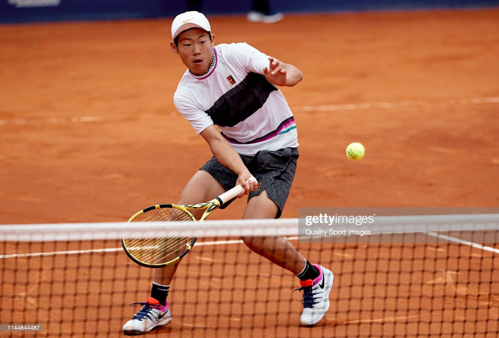 Barcelona Open Banc Sabadell - Day One : News Photo