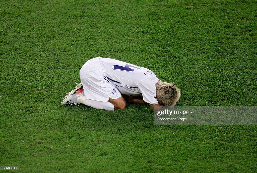 Group G Switzerland v South Korea - World Cup 2006 : News Photo
