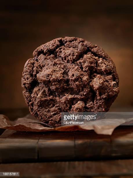 Rústicas galletas de Chocolate