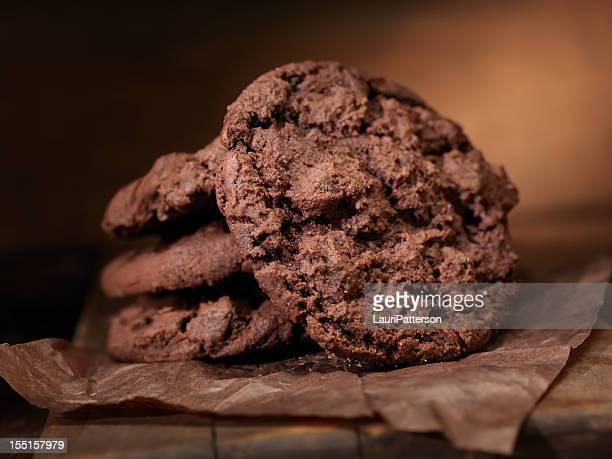 Grob Schokolade Cookies