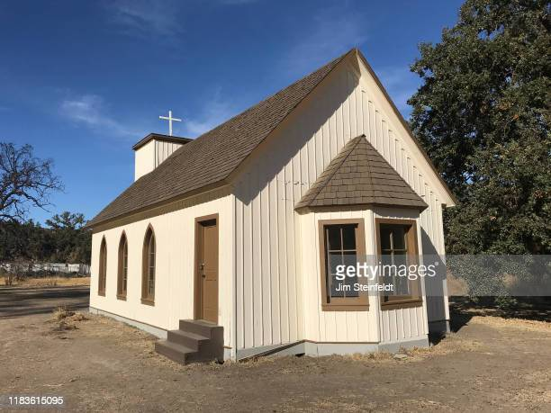 Church at Paramount Ranch in Agoura Hills California on October 19 2019 Photo by Jim Steinfeldt/Michael Ochs Archives/Getty Image