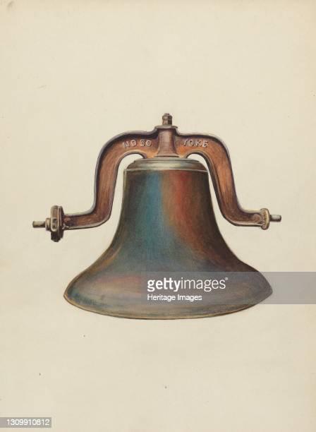 Church Bell, 1935/1942. Artist Unknown. .