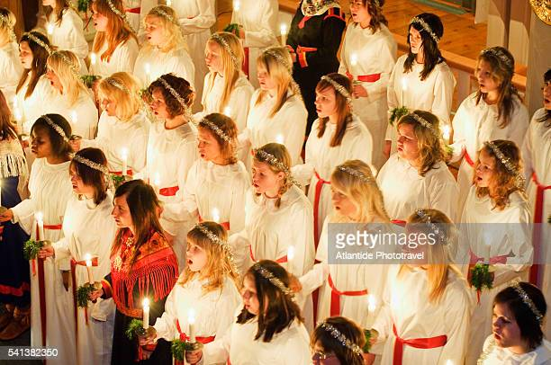 Church Choir Giving Holiday Concert